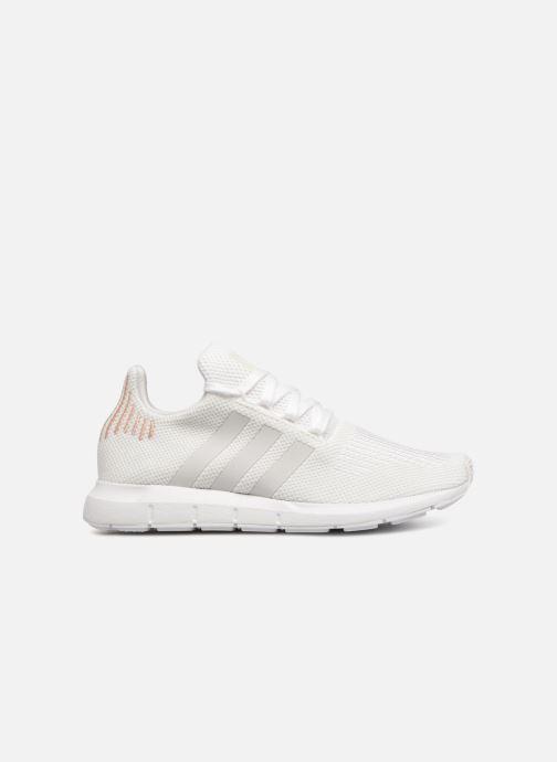 Sneaker Adidas Originals Swift Run W weiß ansicht von hinten