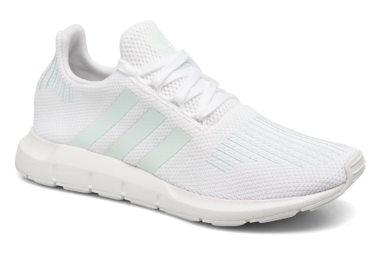 Sneaker Adidas Originals Swift Run W grau detaillierte ansicht/modell