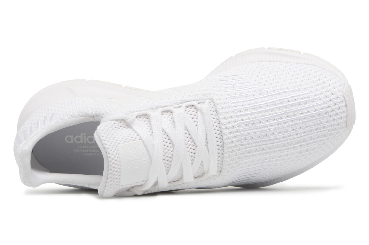 Baskets Adidas Originals Swift Run W Blanc vue gauche