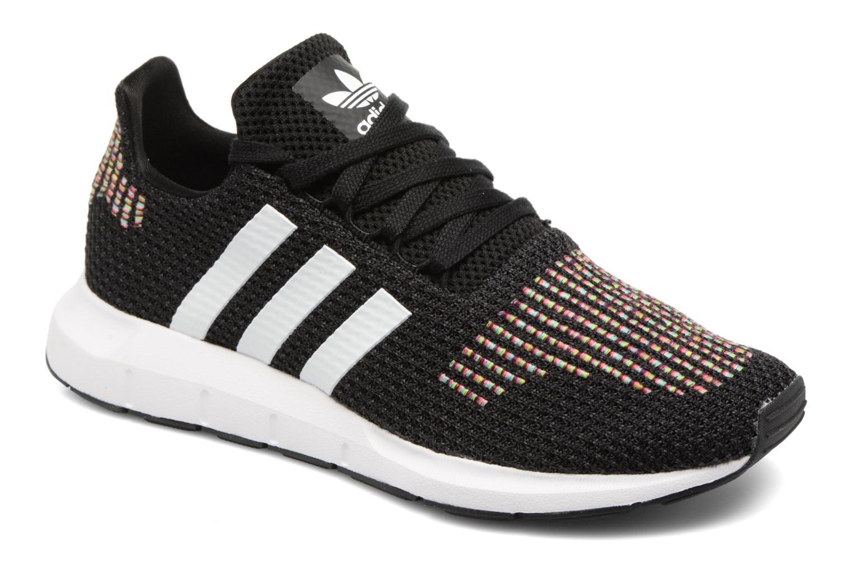 Adidas Originals Swift Run W (Noir) - Baskets en Más cómodo Mode pas cher et belle