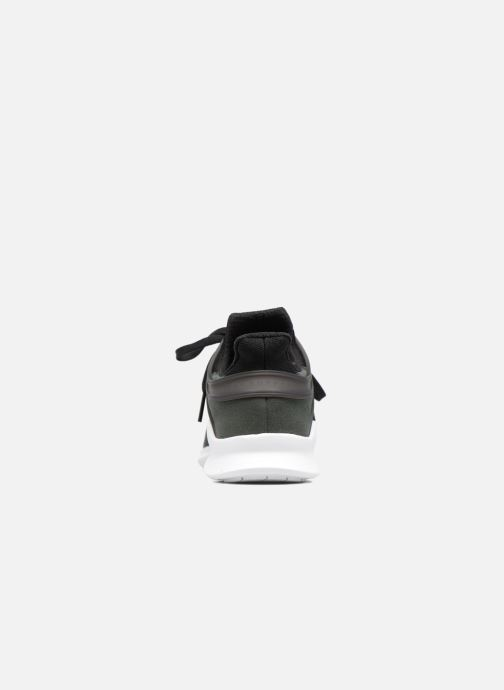 Trainers adidas originals Eqt Support Adv2 Black view from the right
