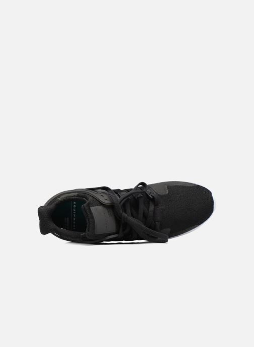 Trainers adidas originals Eqt Support Adv2 Black view from the left