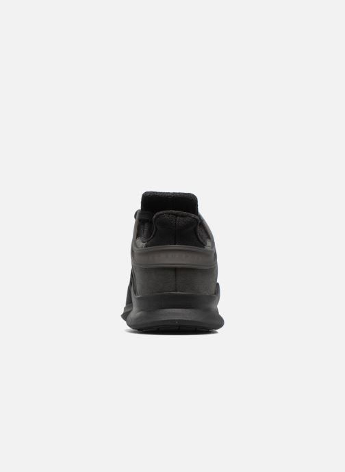 Sneaker Adidas Originals Eqt Support Adv2 schwarz ansicht von rechts