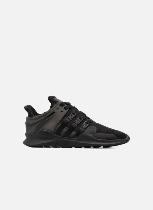 Sneakers adidas originals Eqt Support Adv2 Zwart achterkant