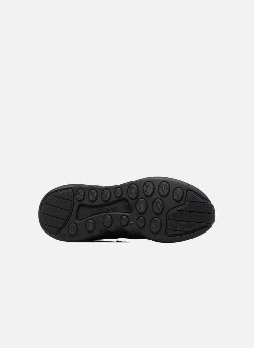 Sneaker Adidas Originals Eqt Support Adv2 schwarz ansicht von oben