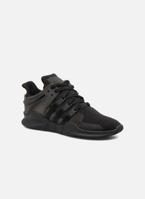 Trainers adidas originals Eqt Support Adv2 Black detailed view/ Pair view