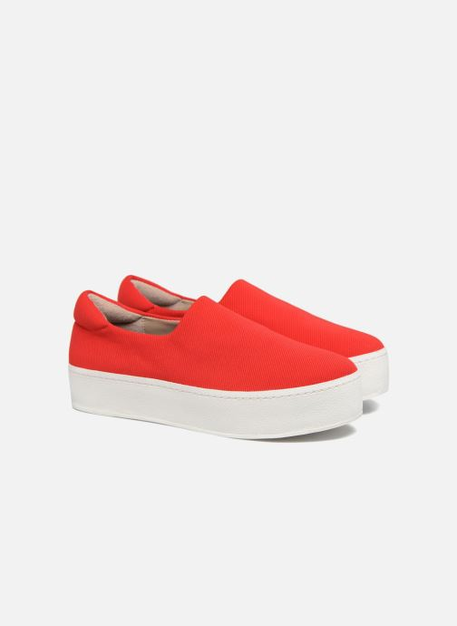 Baskets Opening Ceremony Cici Classic Slip On Rouge vue 3/4