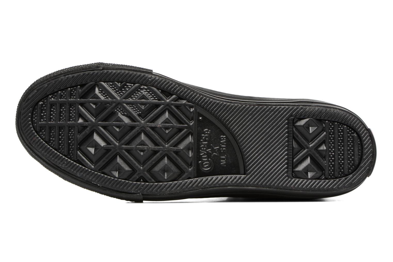 Sneaker Converse Chuck Taylor All Star BTS Graphic Hi schwarz ansicht von oben