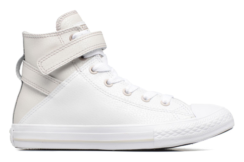Sneaker Converse Chuck Taylor All Star Brea  Hi weiß ansicht von hinten