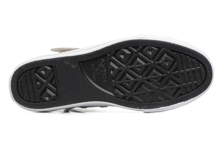 Sneaker Converse Chuck Taylor All Star Brea  Hi weiß ansicht von oben