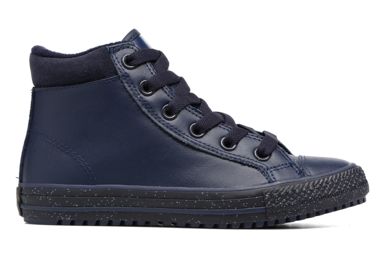 Sneaker Converse Chuck Taylor All Star Converse Boot PC Leather Hi blau ansicht von hinten