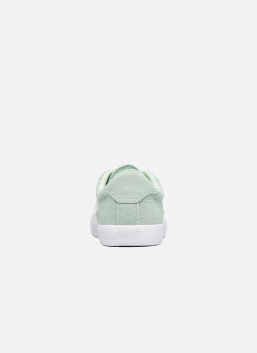 Converse Breakpoint Suede Ox (Groen) Sneakers chez Sarenza