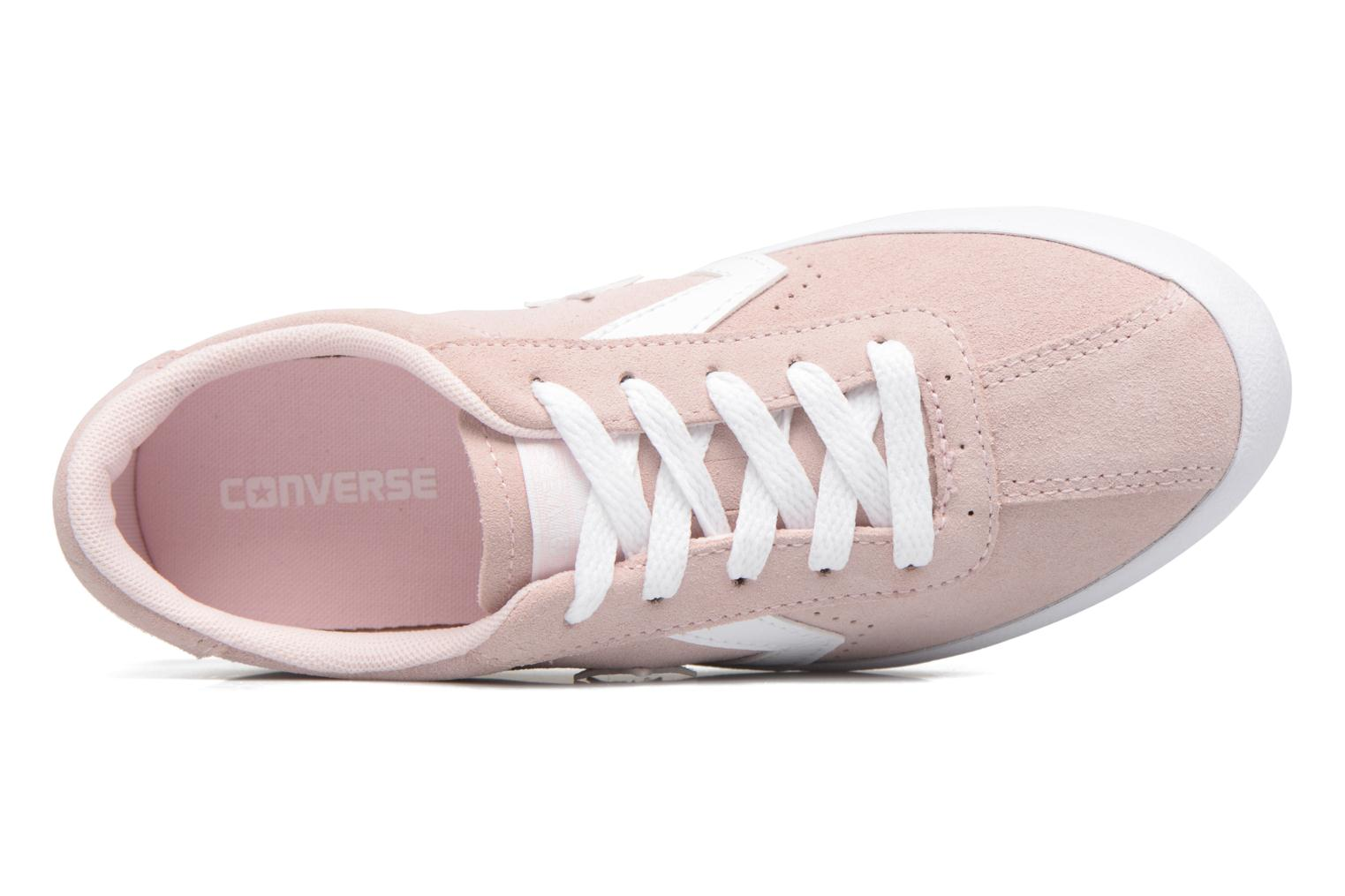Baskets Converse Breakpoint Suede Ox Rose vue gauche
