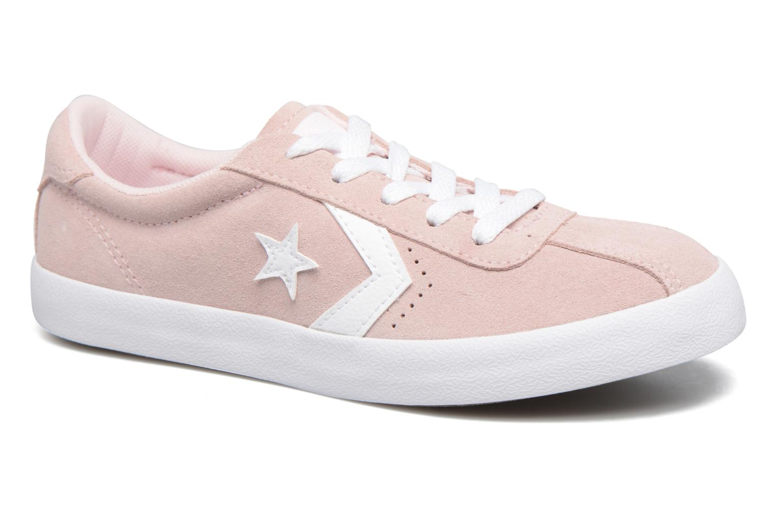Baskets Converse Breakpoint Suede Ox Rose vue détail/paire