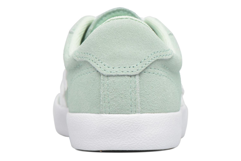 Sneaker Converse Breakpoint Suede Ox grün ansicht von rechts