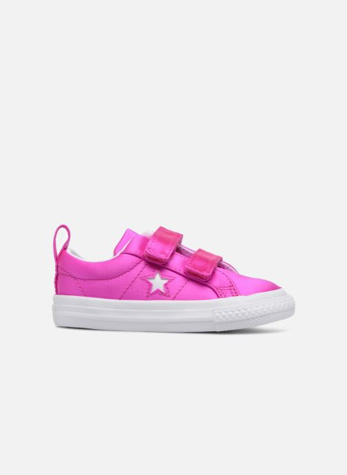 Baskets Converse One Star 2V Ox Rose vue derrière