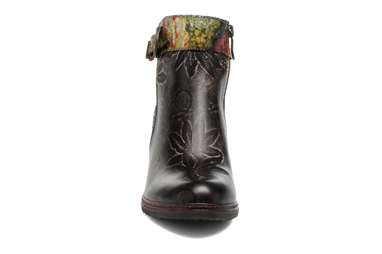 Boots en enkellaarsjes Laura Vita Alizee 07 Zwart model
