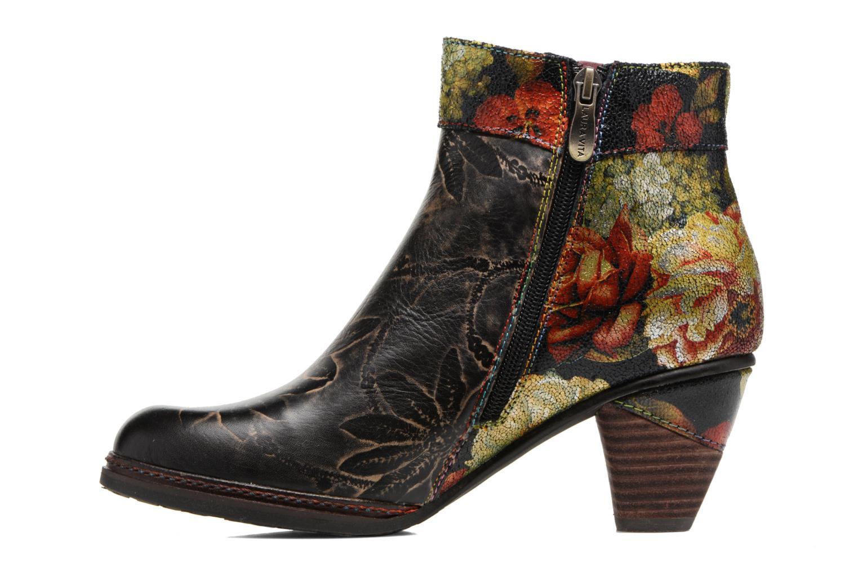 Boots en enkellaarsjes Laura Vita Alizee 07 Zwart voorkant