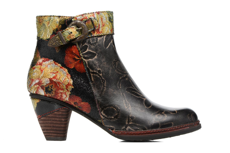 Boots en enkellaarsjes Laura Vita Alizee 07 Zwart achterkant