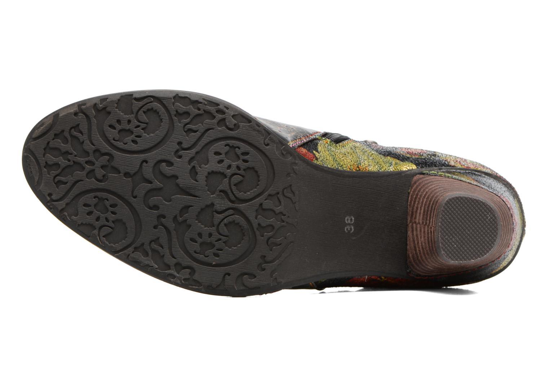 Boots en enkellaarsjes Laura Vita Alizee 07 Zwart boven