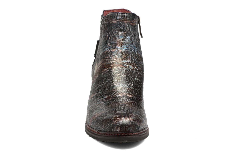 Boots en enkellaarsjes Laura Vita Alizee 41 Zilver model
