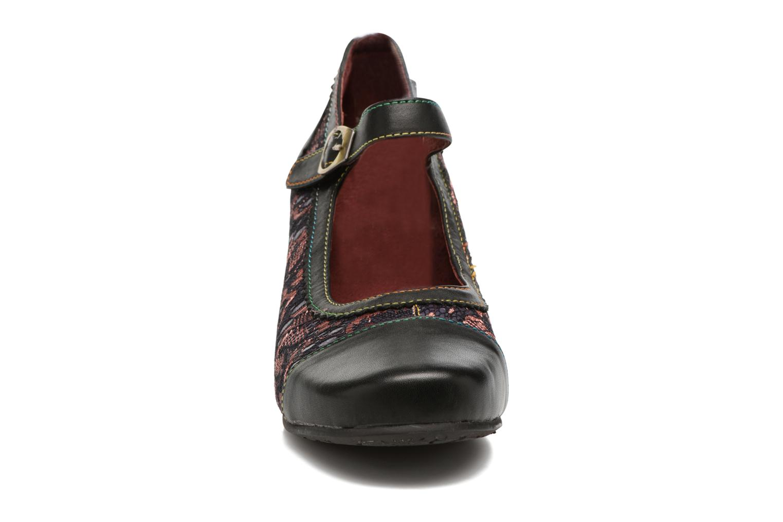 Escarpins Laura Vita Candice 13 Noir vue portées chaussures