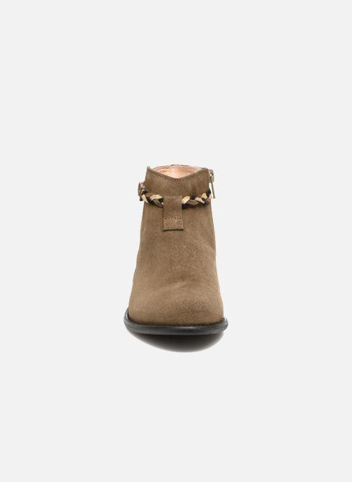 Bottines et boots Yep Pietra Vert vue portées chaussures