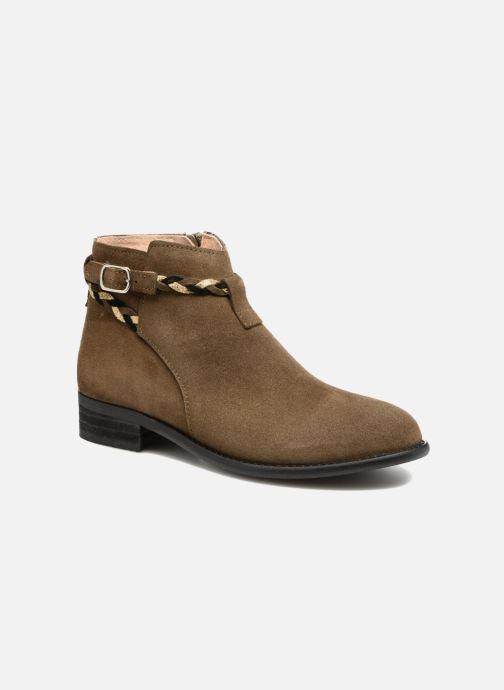 Bottines et boots Yep Pietra Vert vue détail/paire