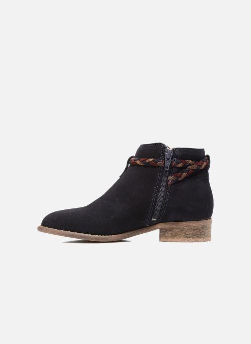 Boots en enkellaarsjes Yep Pietra Blauw voorkant
