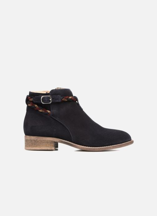 Boots en enkellaarsjes Yep Pietra Blauw achterkant