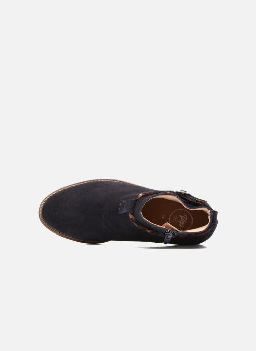 Boots en enkellaarsjes Yep Pietra Blauw links