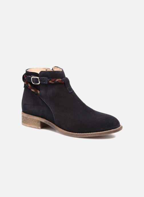 Boots en enkellaarsjes Yep Pietra Blauw detail