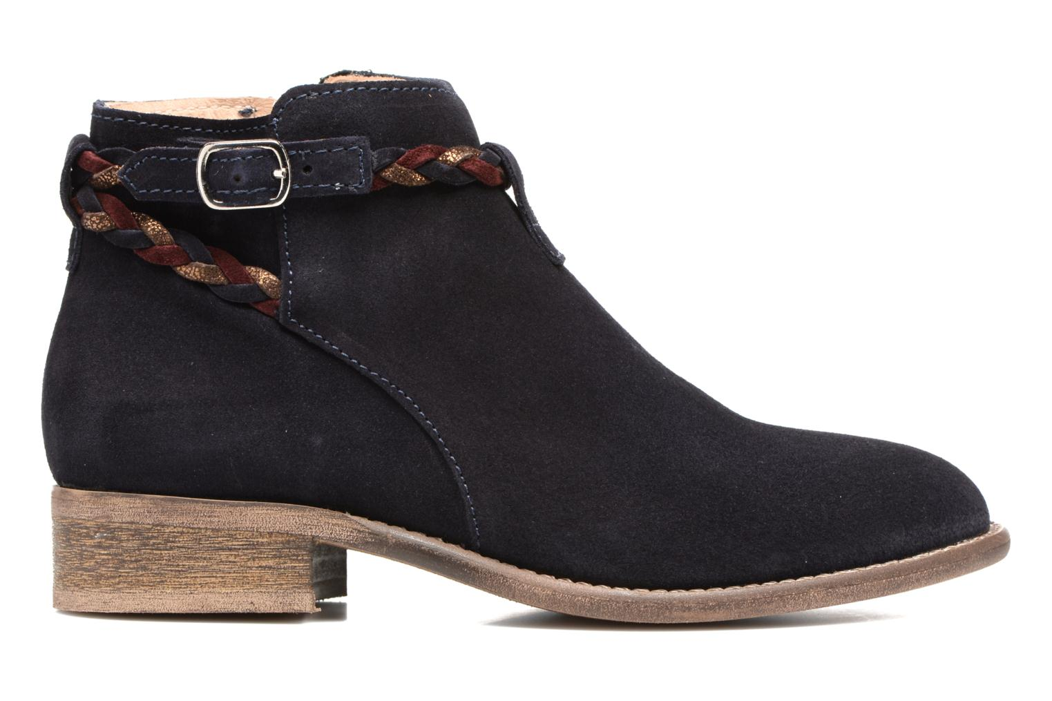 Ankle boots Yep Pietra Blue back view
