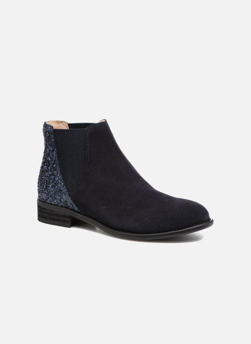 Ankelstøvler Yep Rachelle Blå detaljeret billede af skoene