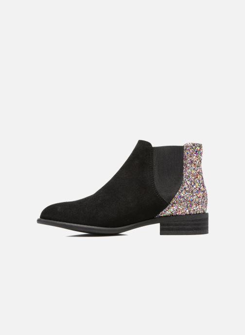 Bottines et boots Yep Rachelle Noir vue face