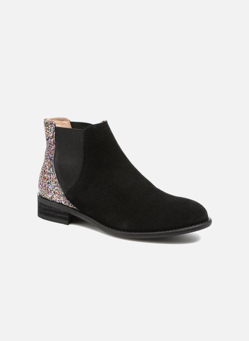 Ankle boots Yep Rachelle Black detailed view/ Pair view