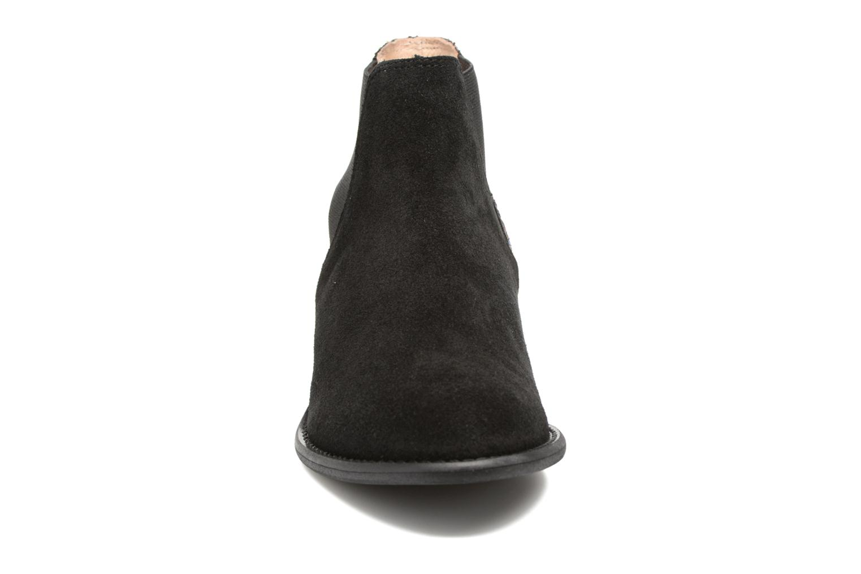 Bottines et boots Yep Rachelle Noir vue portées chaussures