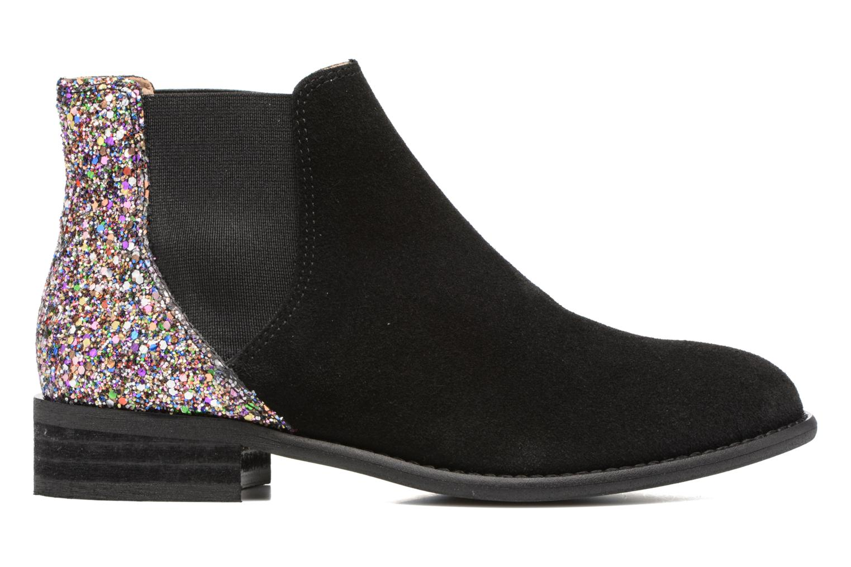 Bottines et boots Yep Rachelle Noir vue derrière
