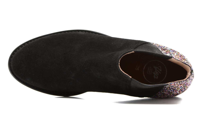 Bottines et boots Yep Rachelle Noir vue gauche