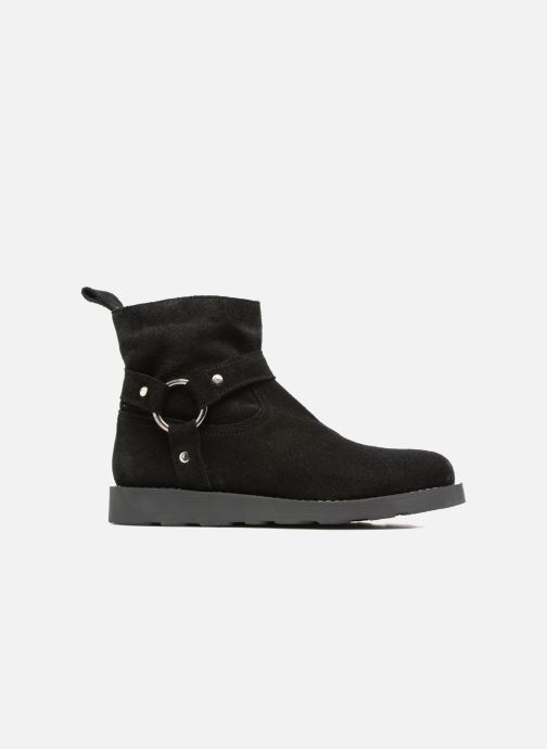 Ankle boots Yep Patricia Black back view