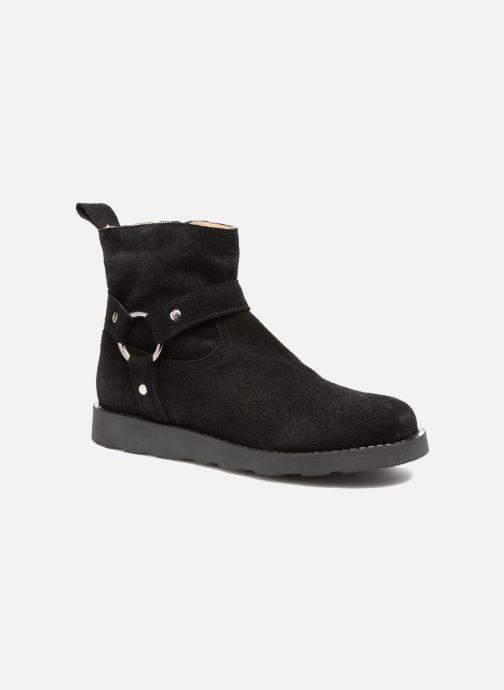 Bottines et boots Yep Patricia Noir vue détail/paire