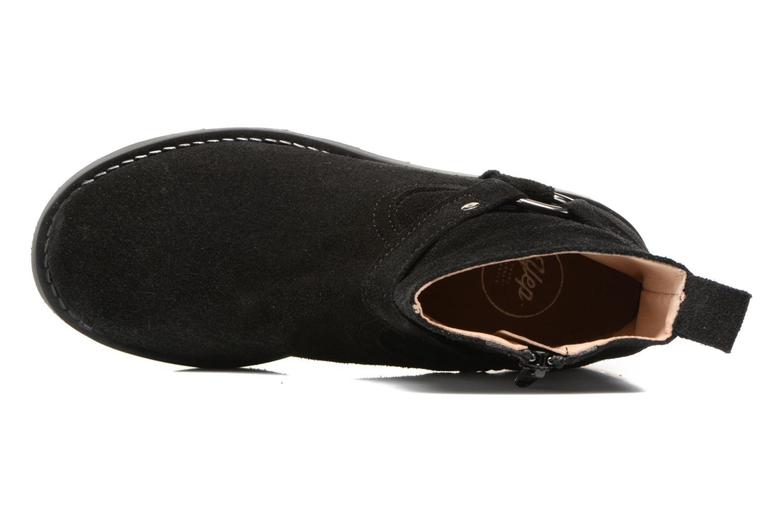 Boots en enkellaarsjes Yep Patricia Zwart links
