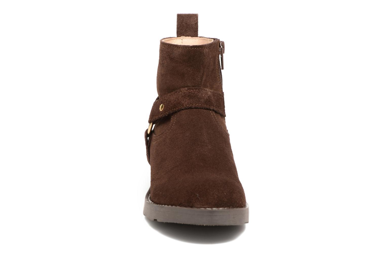 Stiefeletten & Boots Yep Patricia braun schuhe getragen