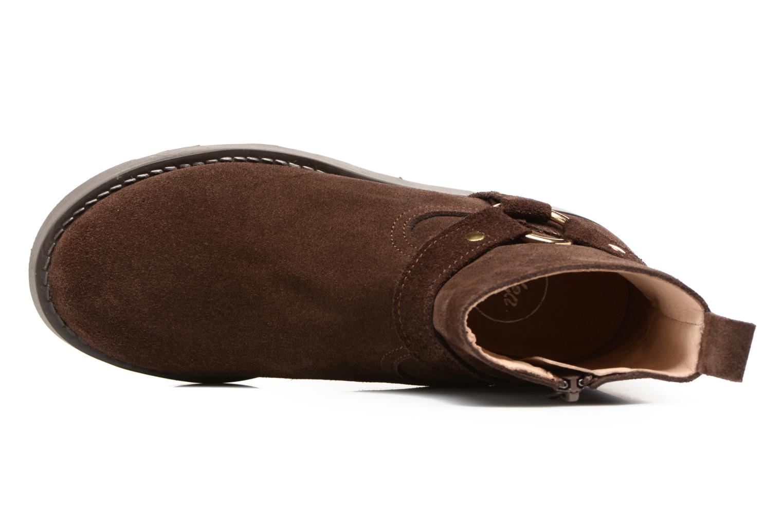 Boots en enkellaarsjes Yep Patricia Bruin links