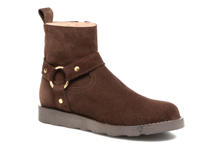 Boots en enkellaarsjes Yep Patricia Bruin detail