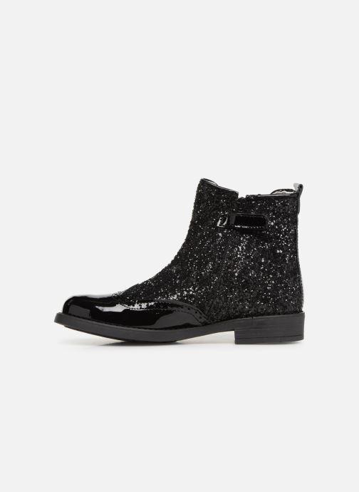 Bottines et boots Yep Jessy2 Noir vue face