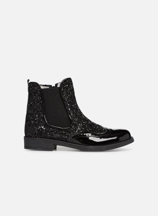 Boots en enkellaarsjes Yep Jessy2 Zwart achterkant