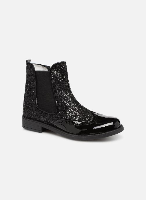 Boots en enkellaarsjes Yep Jessy2 Zwart detail
