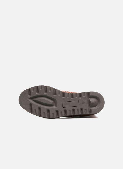 Boots en enkellaarsjes Yep Papillon Bruin boven