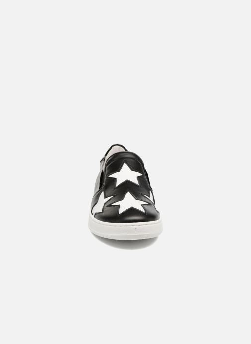 Baskets Yep Elwin Noir vue portées chaussures